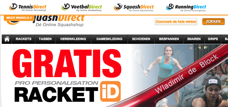 Squashdirect multishop
