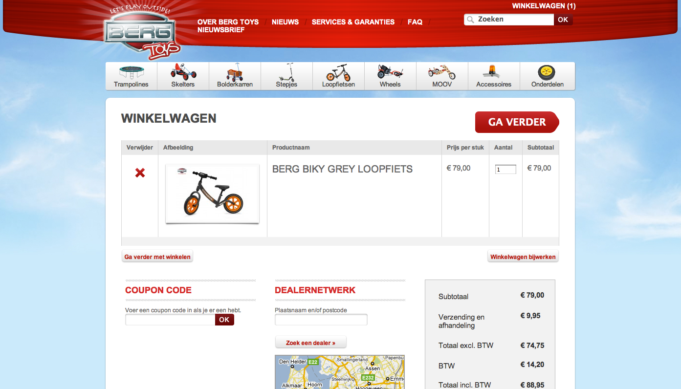 Call to action voor webshops