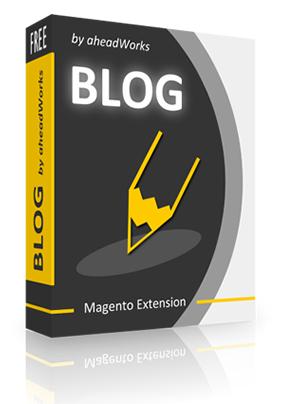 Blog extensie Magento