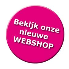 Nieuwe webshop