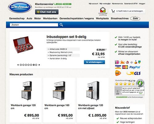 datona-homepage